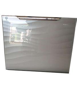 隐框晶钢门